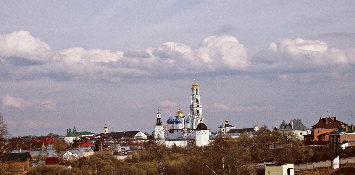Свято-Троицкая Сергиева Лавра - Валерия