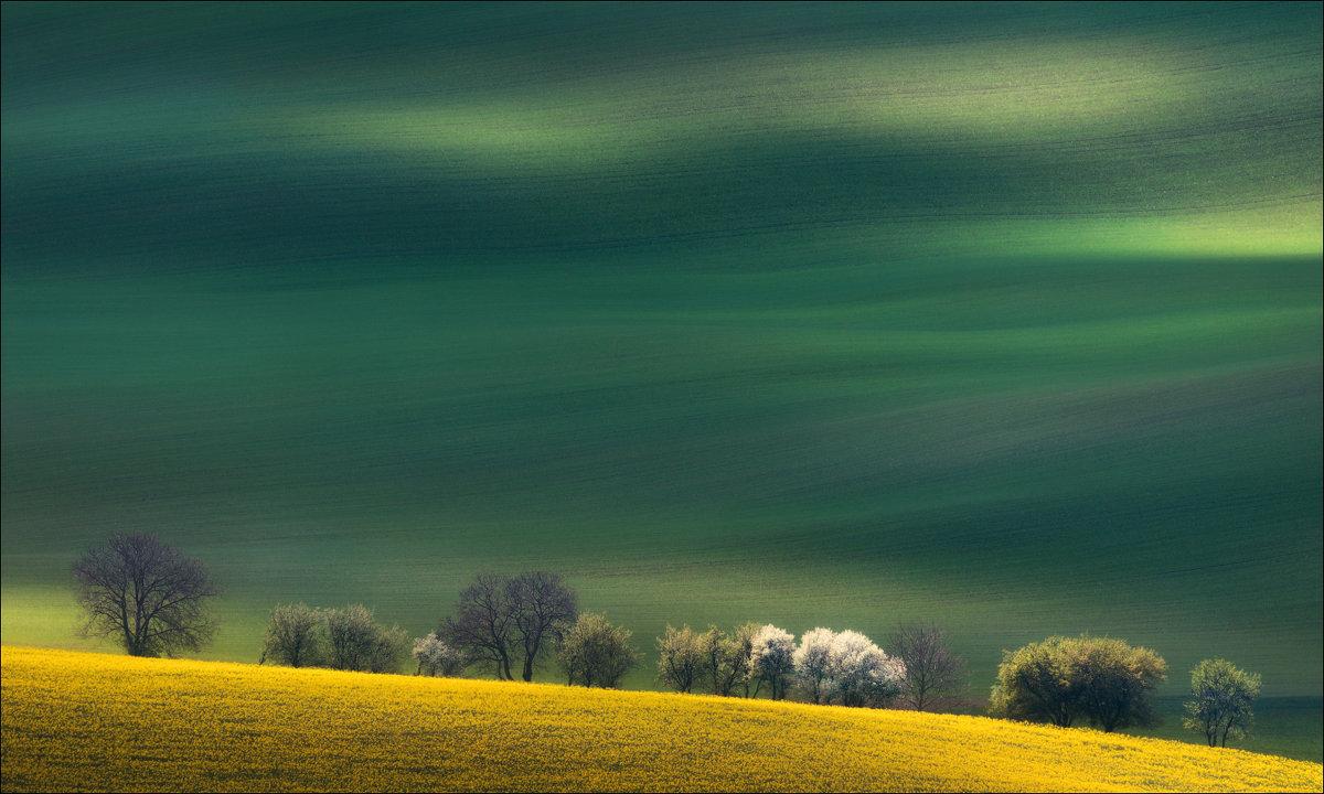 Весна в Южной Чехии. - Влад Соколовский