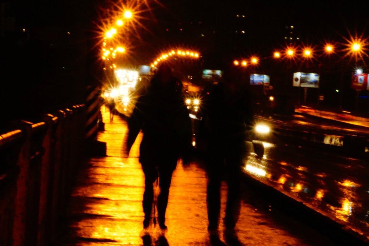 призраки моста - Дмитрий Потапов