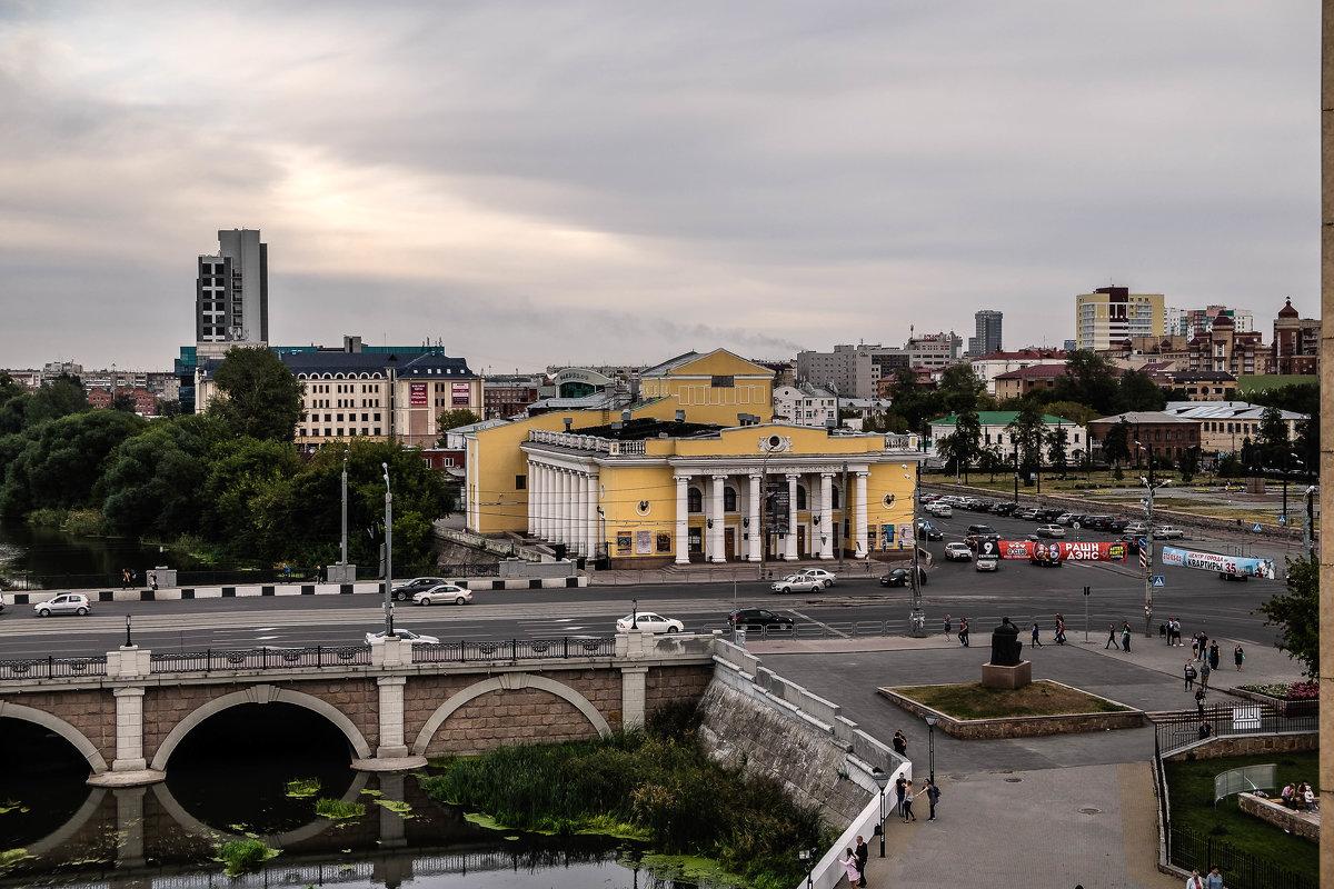 Виды Челябинска - Марк Э