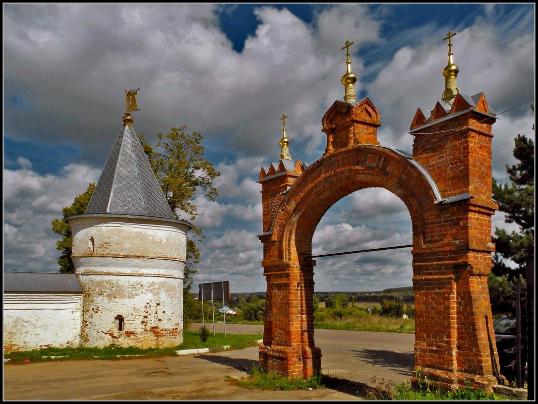 ФЕРАПОНТОВ - Дмитрий Анцыферов