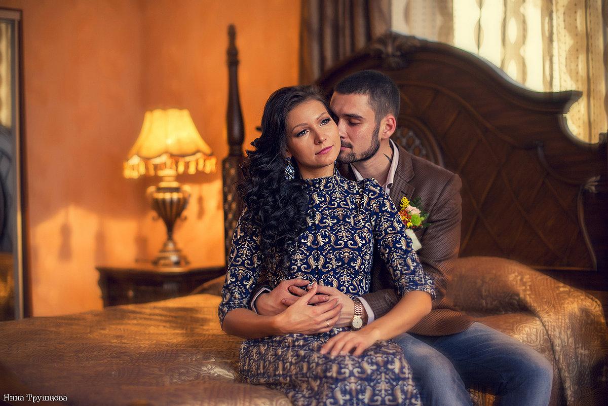 Свадьба Анны и Ильи - Нина Трушкова