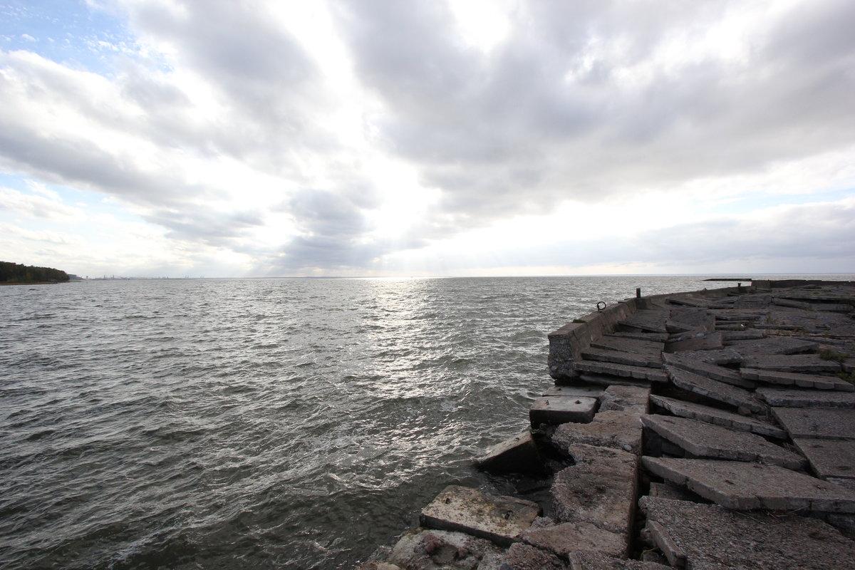 Финский залив - Алексей