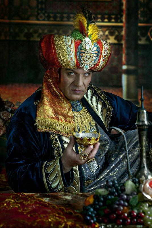 Из серии колдуны Магриба - Вячеслав Подопросветов