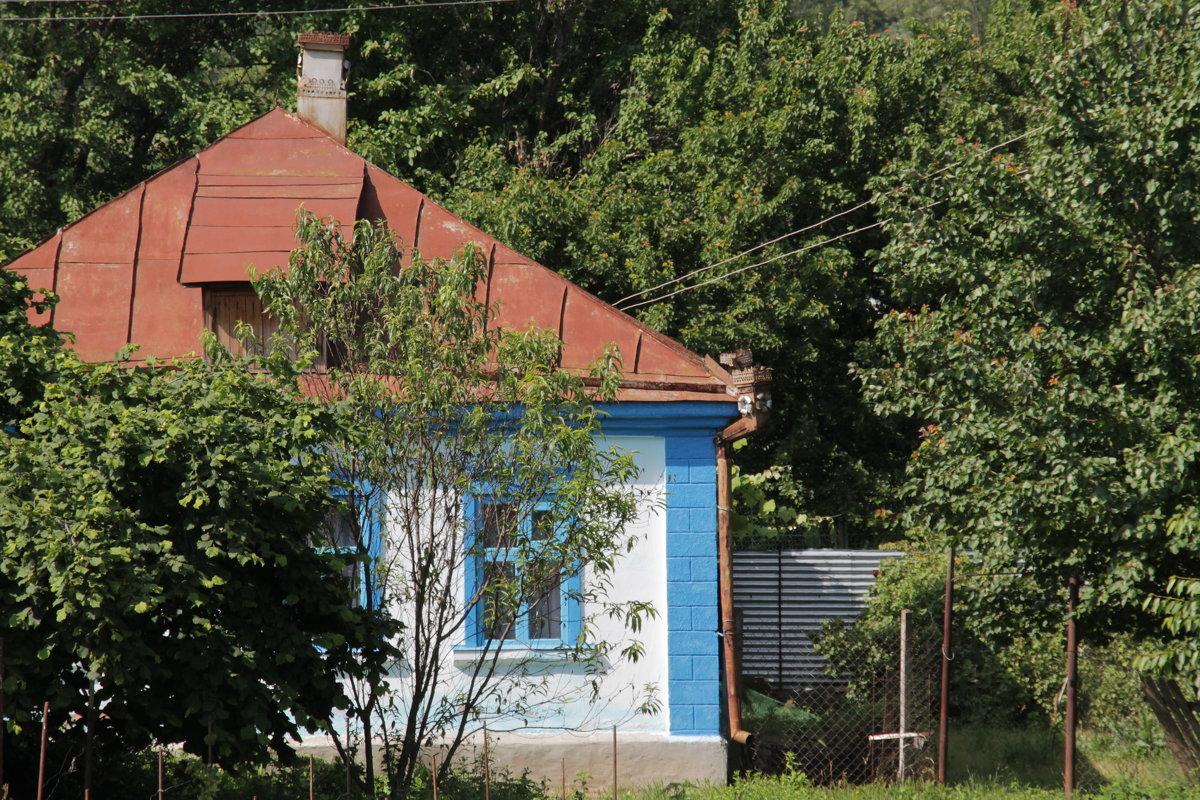 Просто дом... - Олег Афанасьевич Сергеев