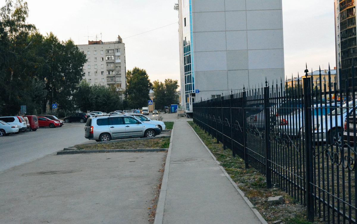дворики Новосибирска - Света Кондрашова
