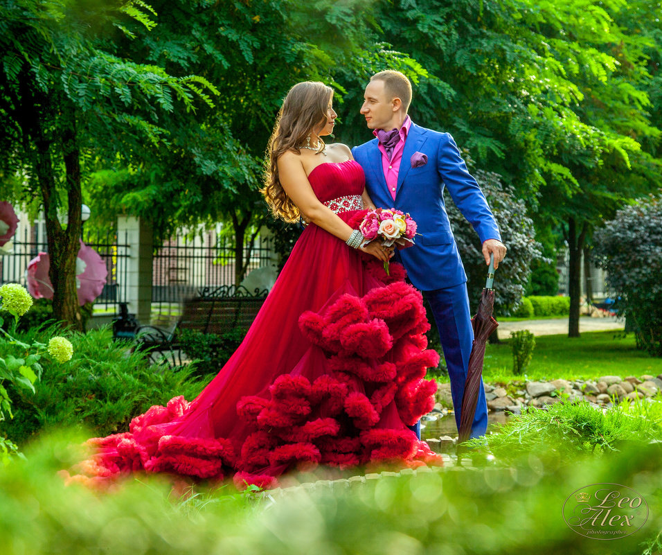 Любовь - Leo Alex Photographer