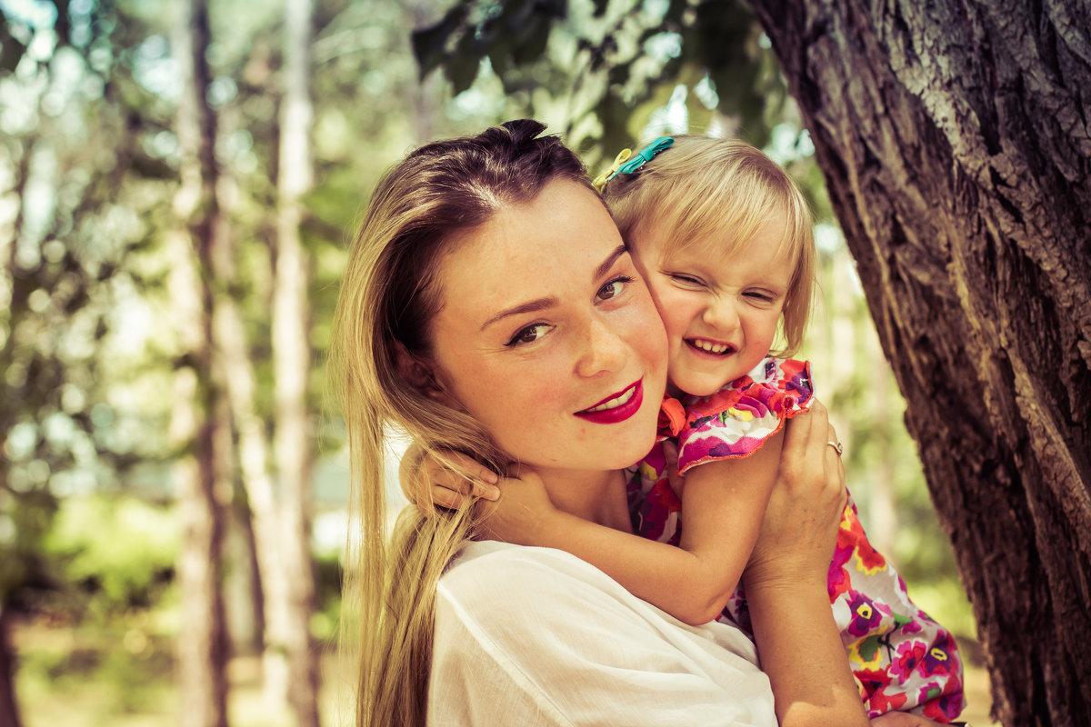 Мама и доця - Дана