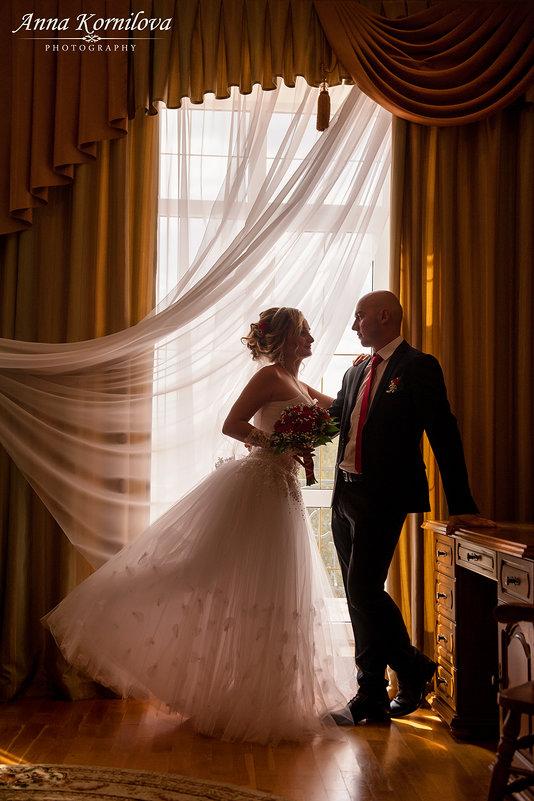 Свадебное - Анна