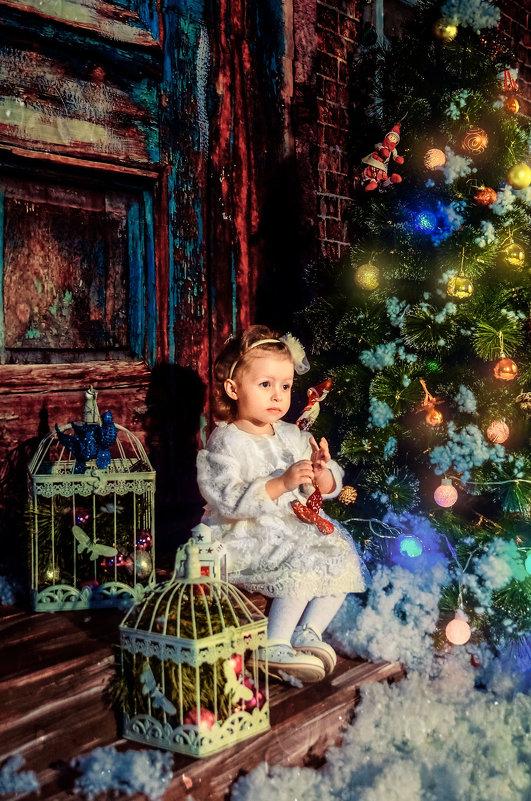 Рождество - Анна