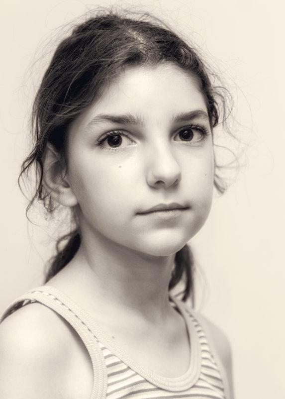 портрет - Lidiya Dmitrieva