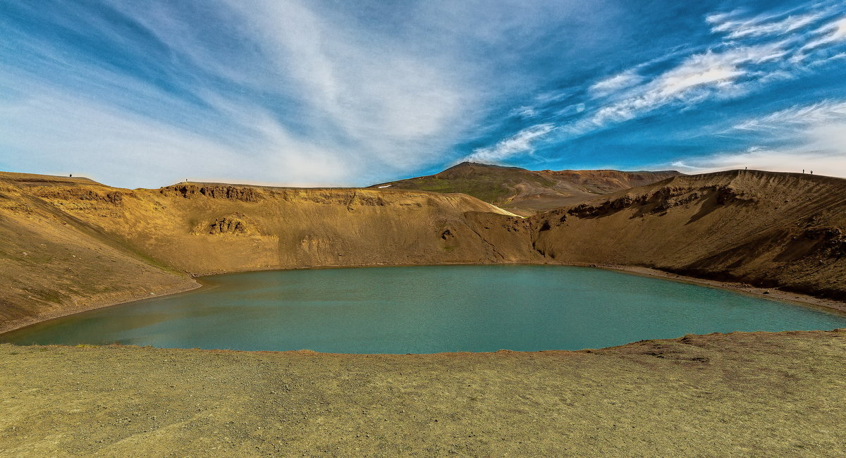 Iceland 07-2016 Viti crater - Arturs Ancans