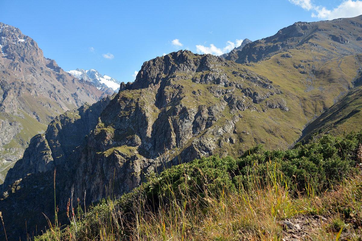 горы Алматы - Горный турист Иван Иванов