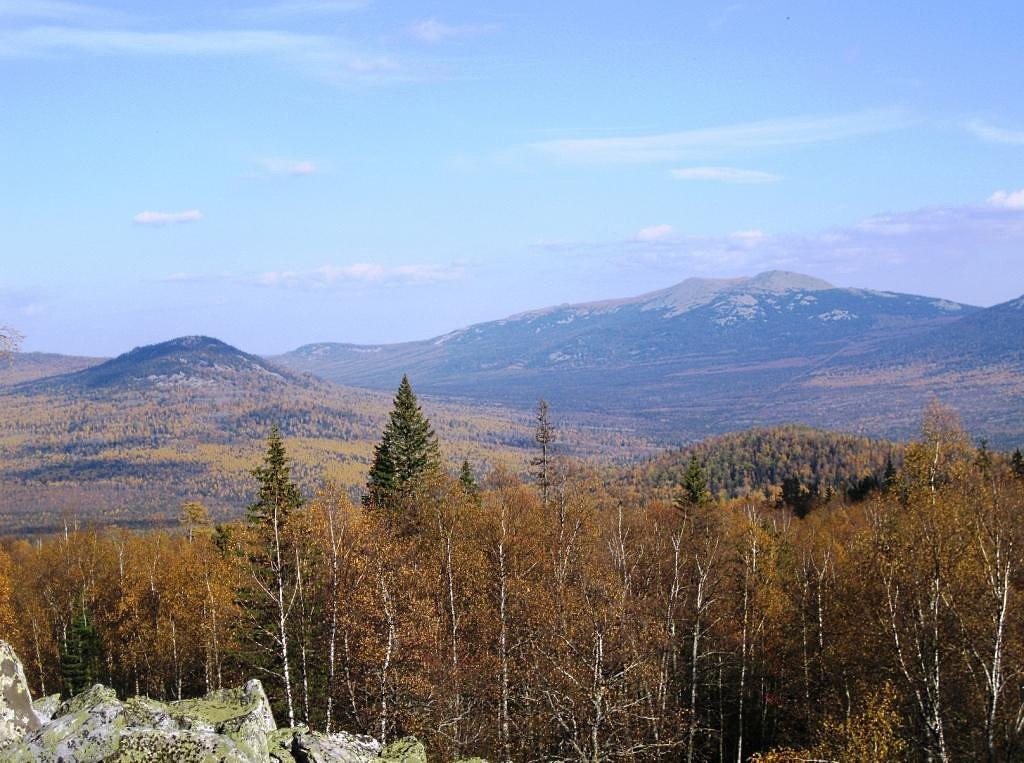 в горах - Олег  Царёв