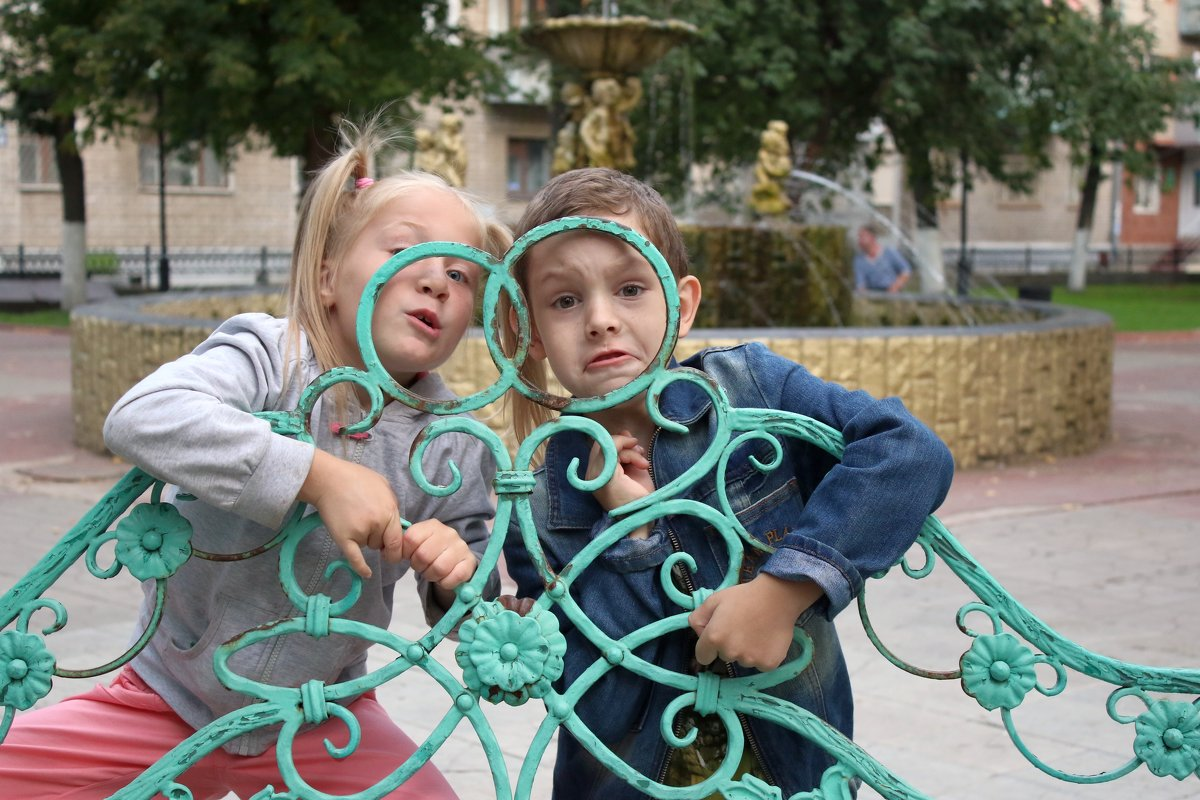Прогулка с детьми в Твери - Ирина Журавлева