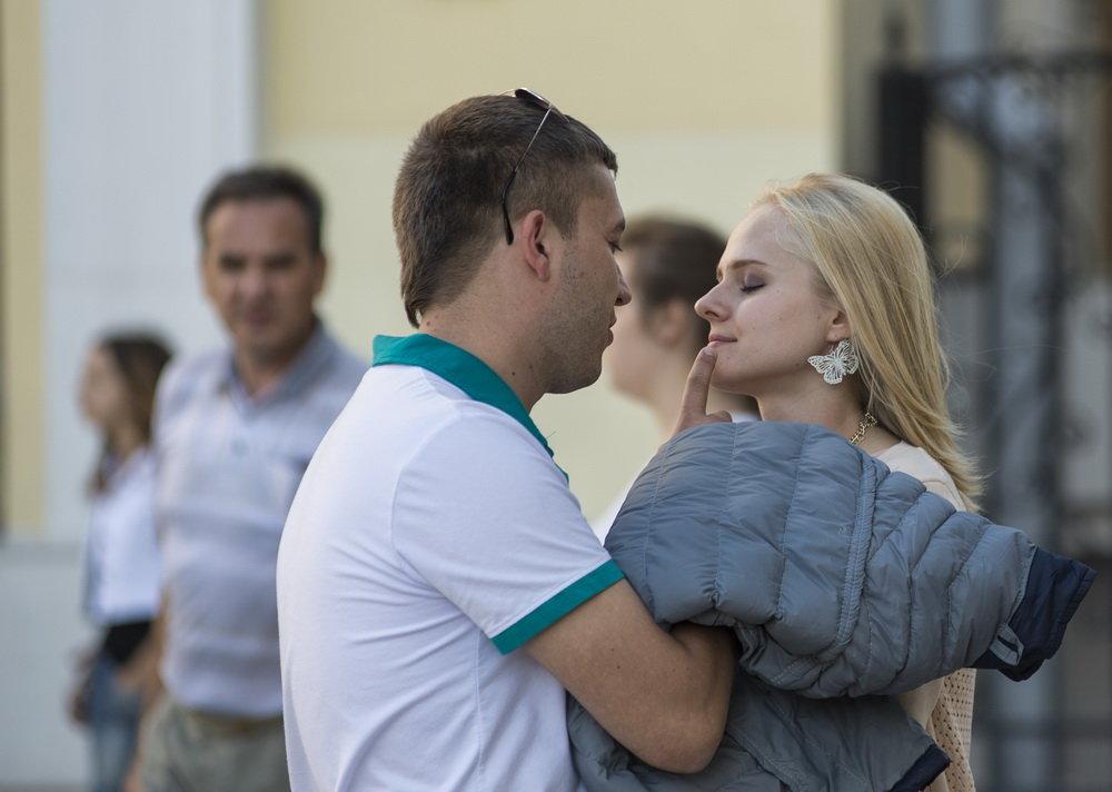 История одного поцелуя #3 - Александр Степовой