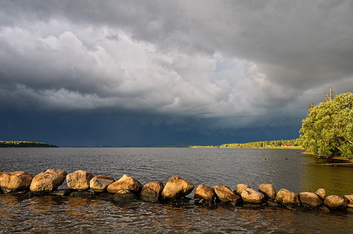 скоро грянет буря - Galina