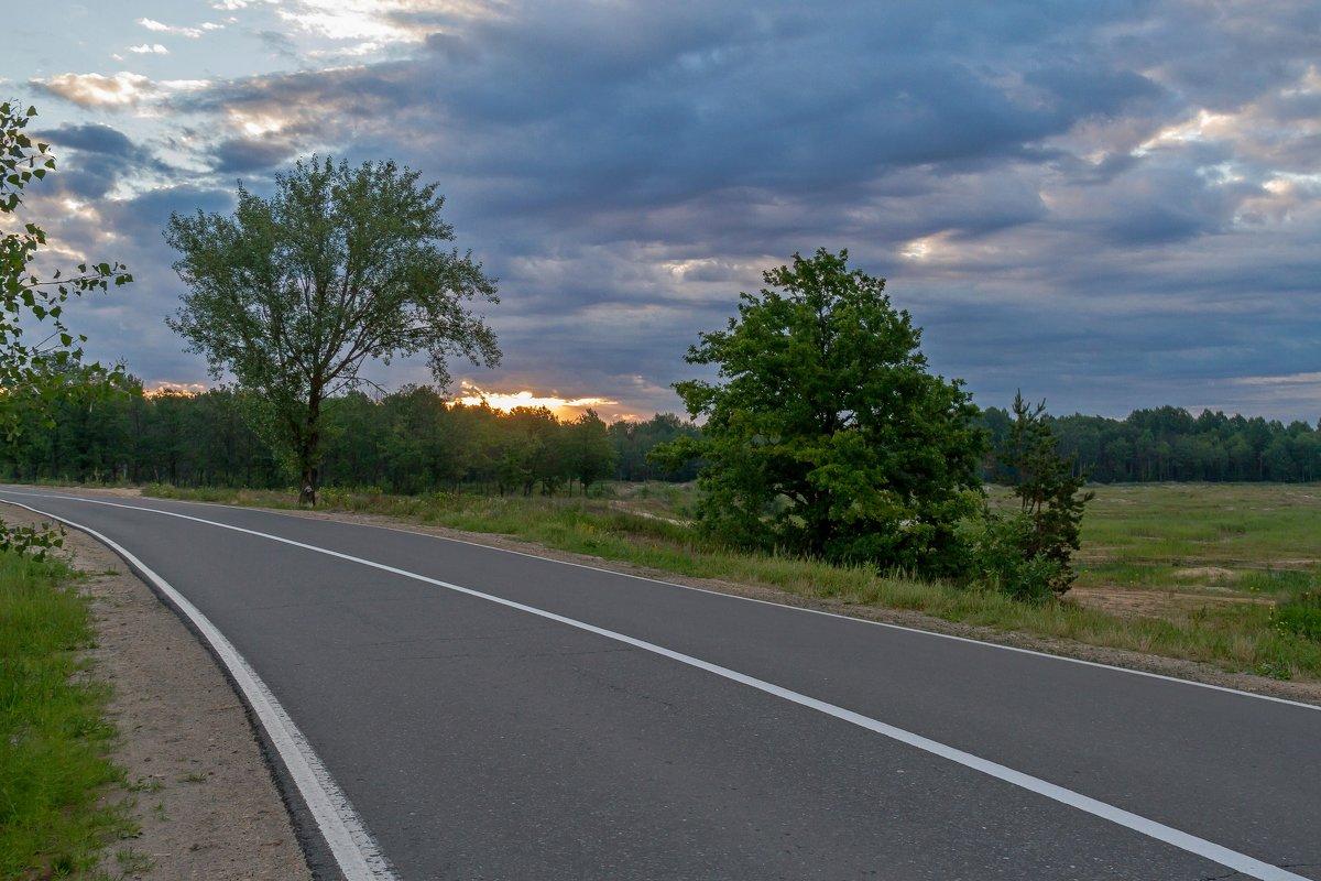 Дорога в рассвет - Дмитрий Сиялов