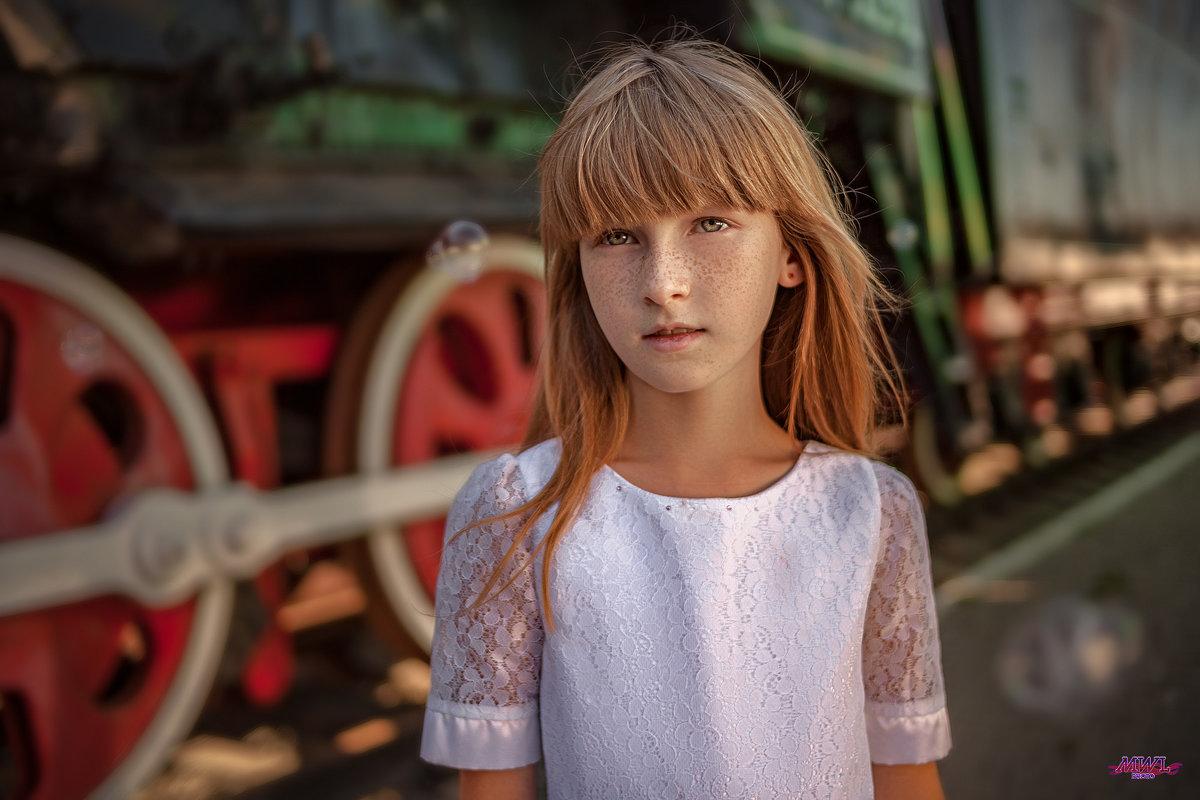 Солнечный ребёнок - Евгений MWL Photo