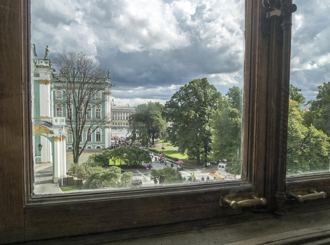 Вид из окна - Андрей Михайлин