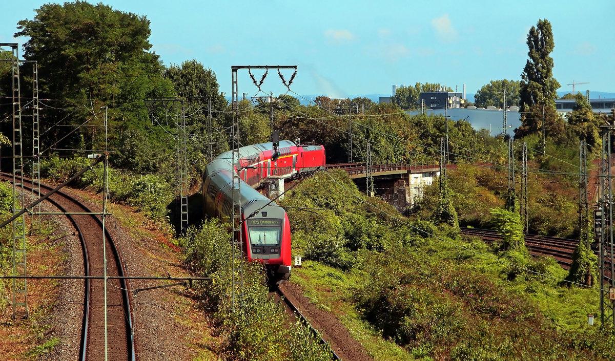 Дороги, поезда - Alexander