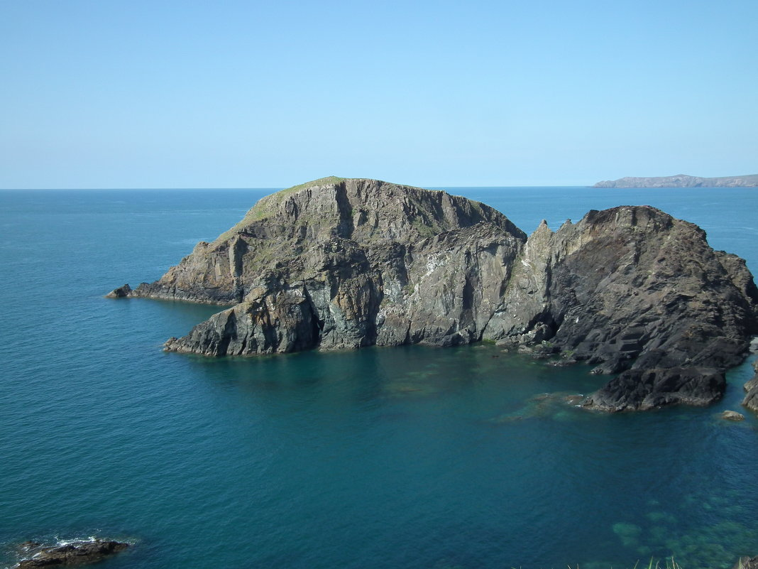 Небо,море,скалы... - Natalia Harries