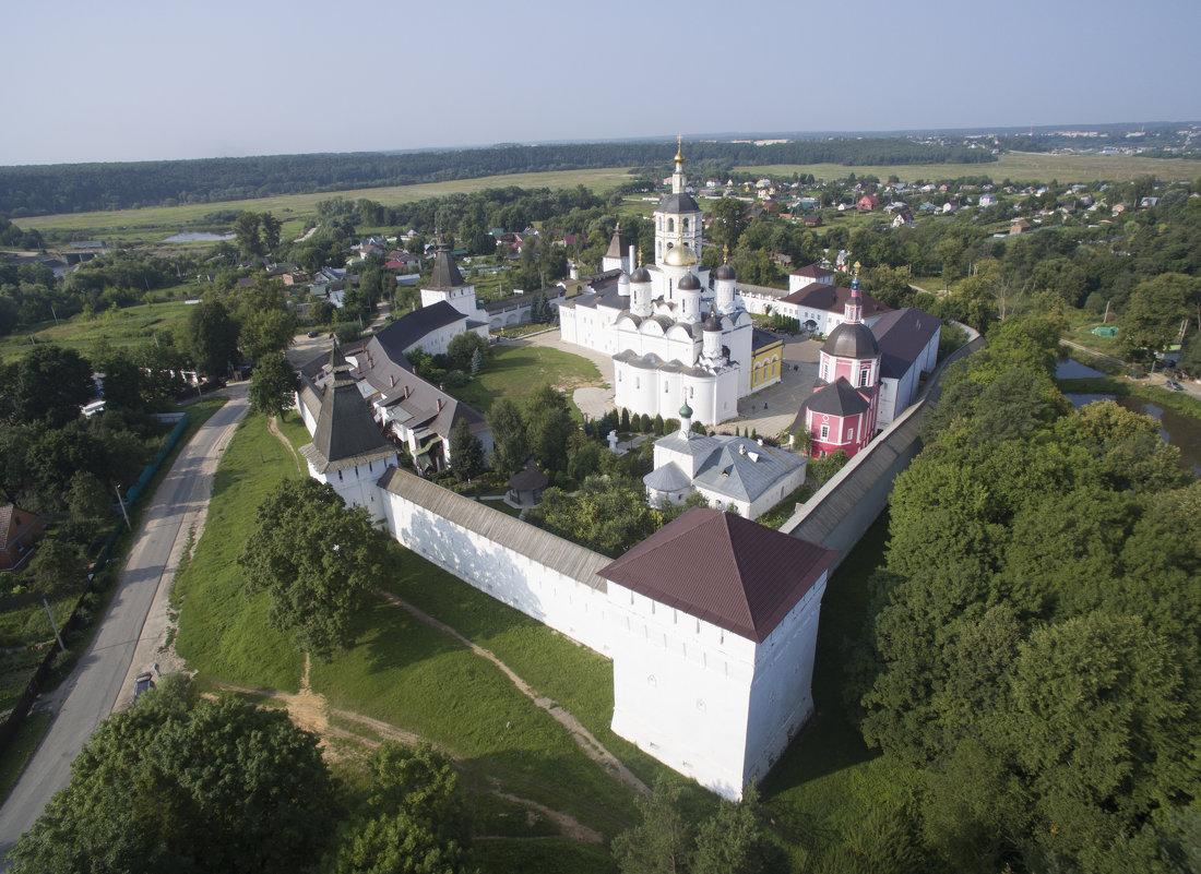 Боровск. Утро. Вид с Востока - Николай