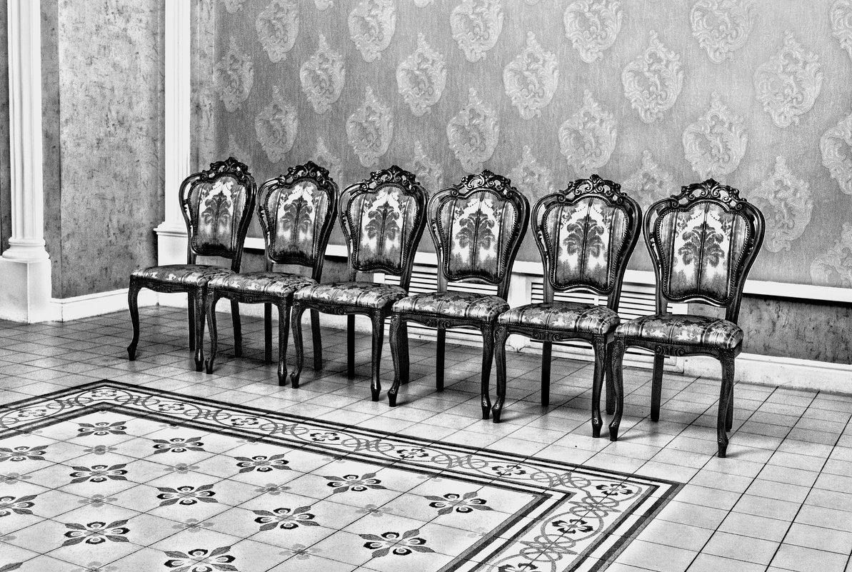 В ожидании гостей))) - Алена Малыгина