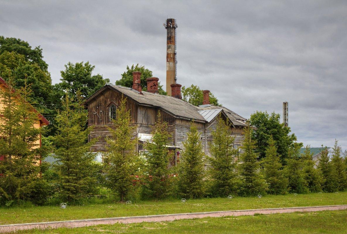 Старенький карельский дом - Константин