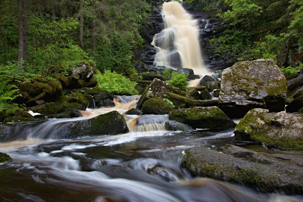 Шум водопада - Константин