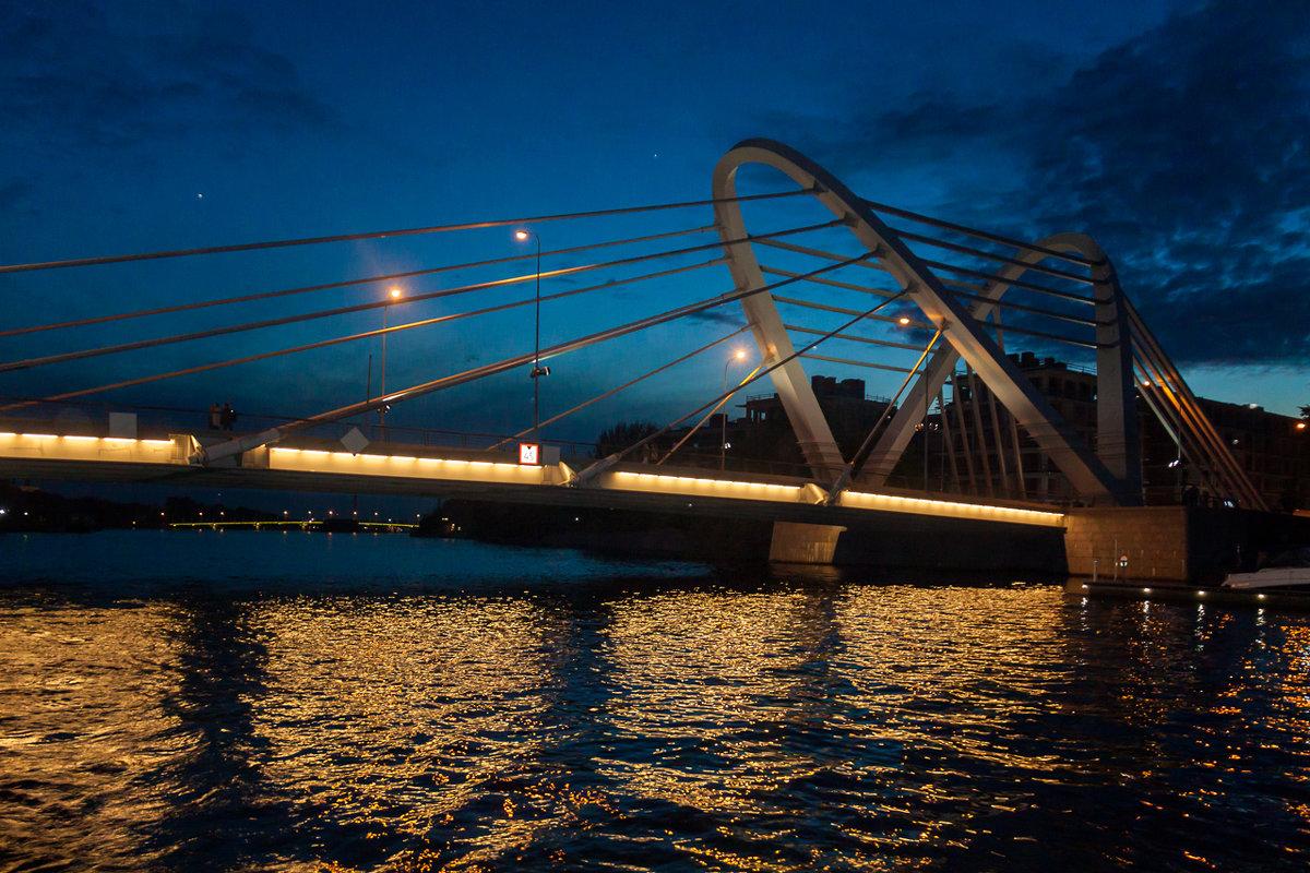 Лазаревский мост - Владимир Миронов