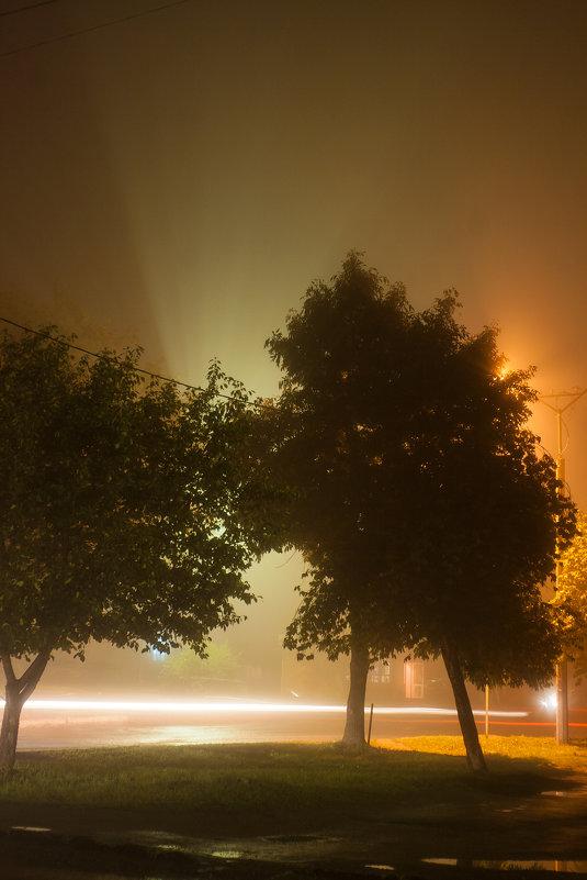 Туманным вечером... - Дмитрий Костоусов