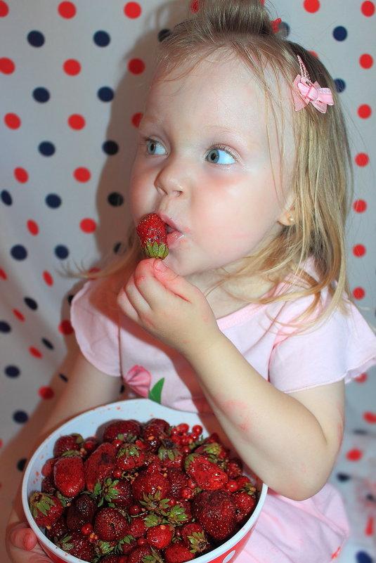 Сладкие ягодки!!! - Ирина Марчукова