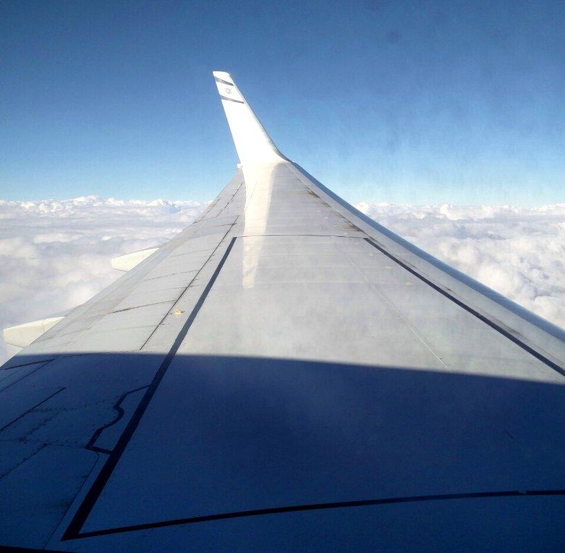 Под крылом самолета о чем-то поет... Германия! - Александр Скамо