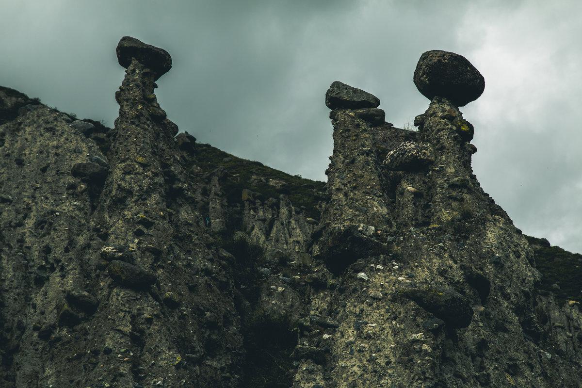 Каменные грибы - Иван Янковский