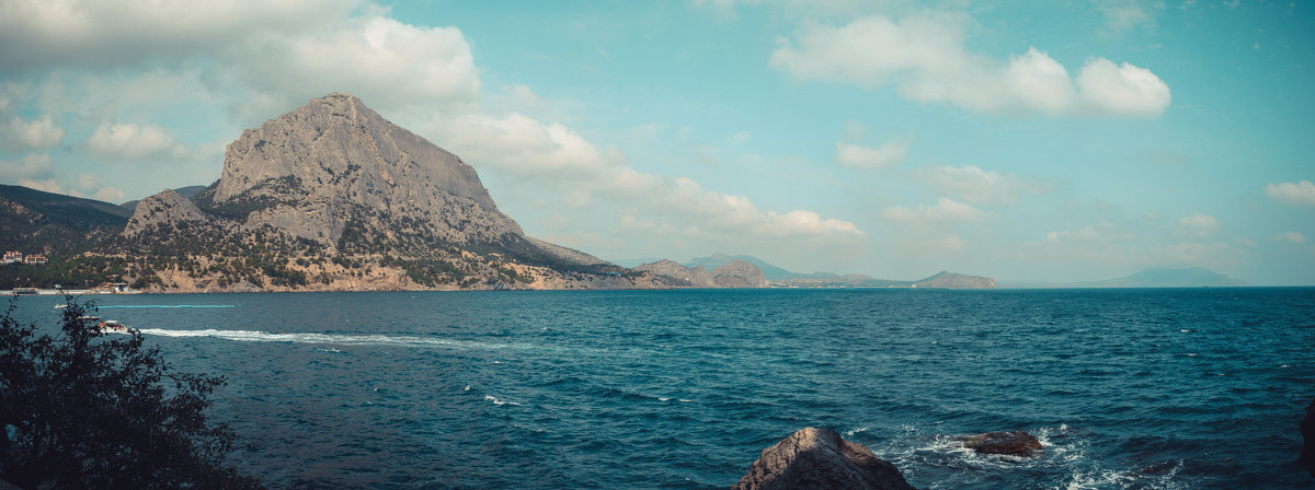 Крым прекрасен.... Новый Свет. - Роман Ткаченко