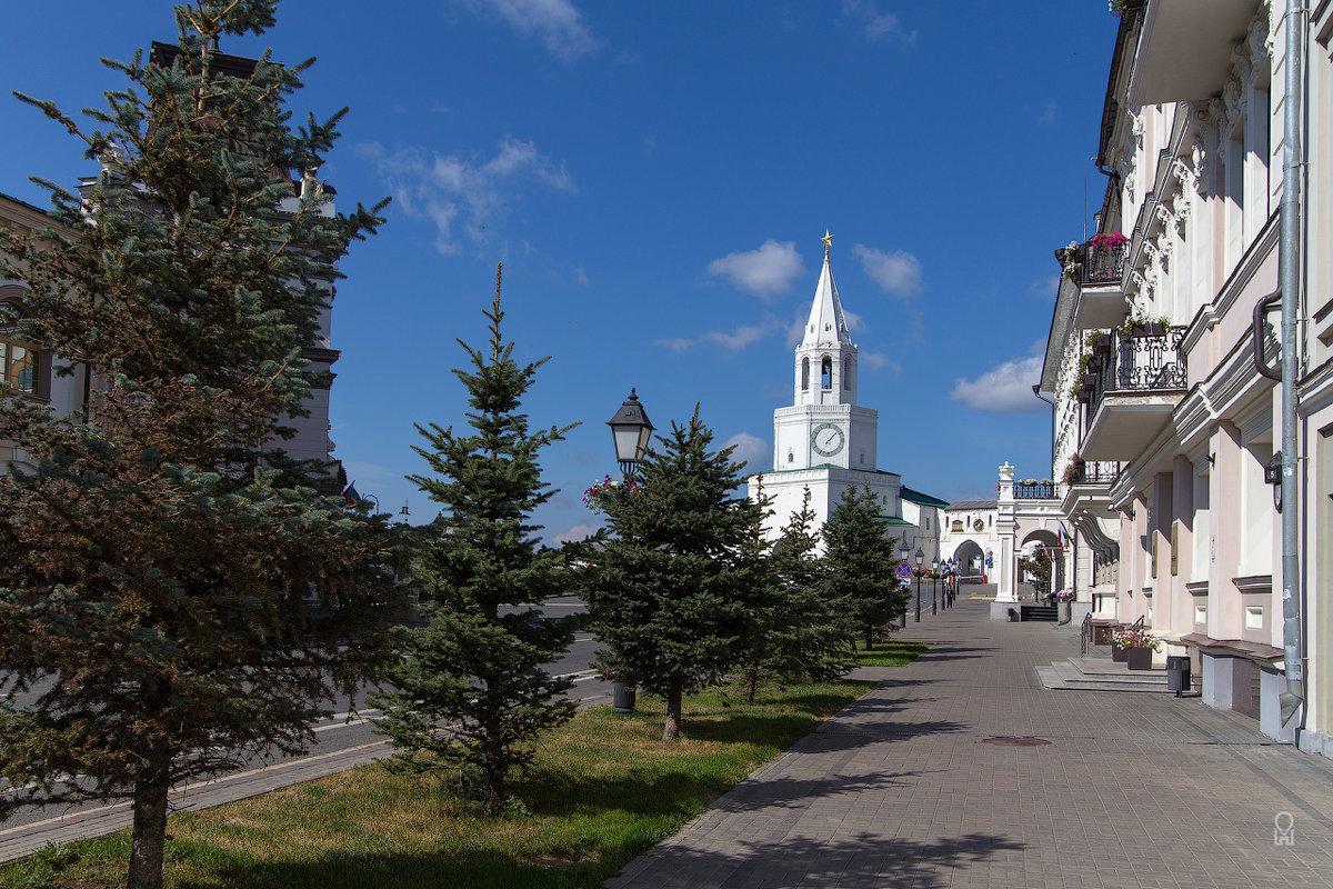Казань, Кремлёвская улица - Олег Манаенков