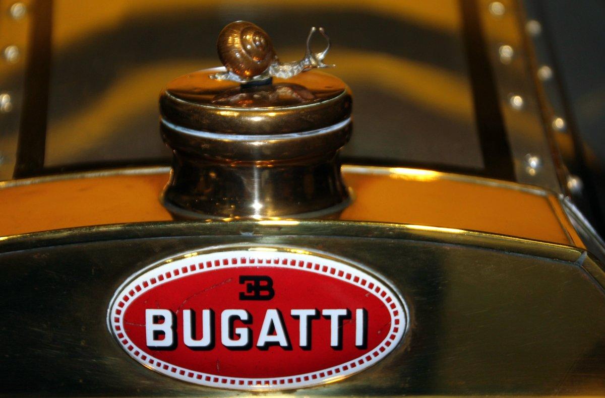 Bugatti - Olga