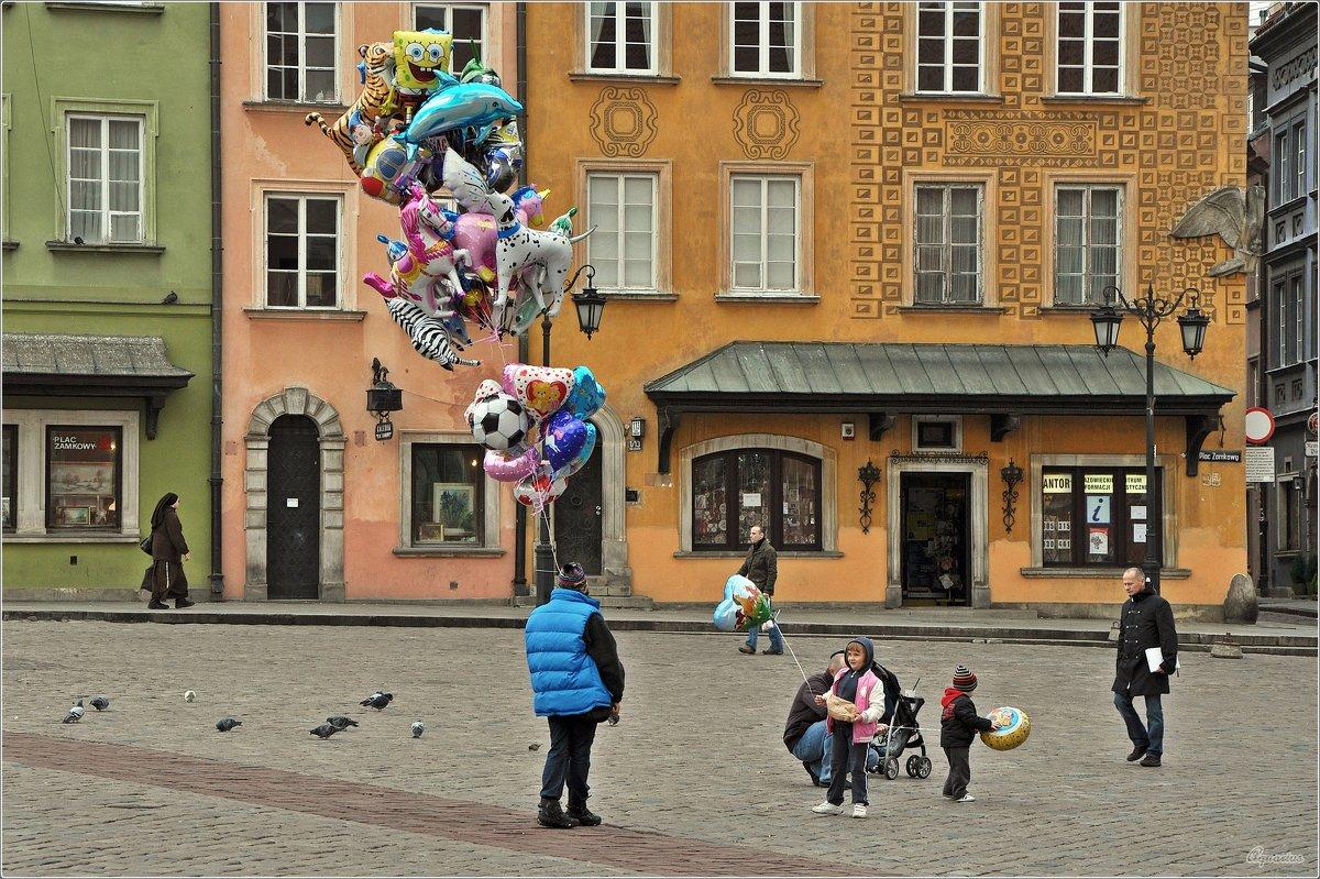 Варшавские зарисовки - Aquarius - Сергей