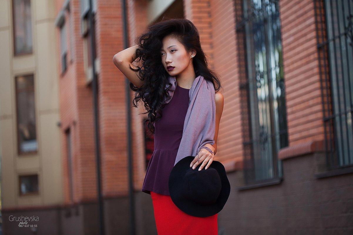 фотосъемка одежда - Оля Грушевская