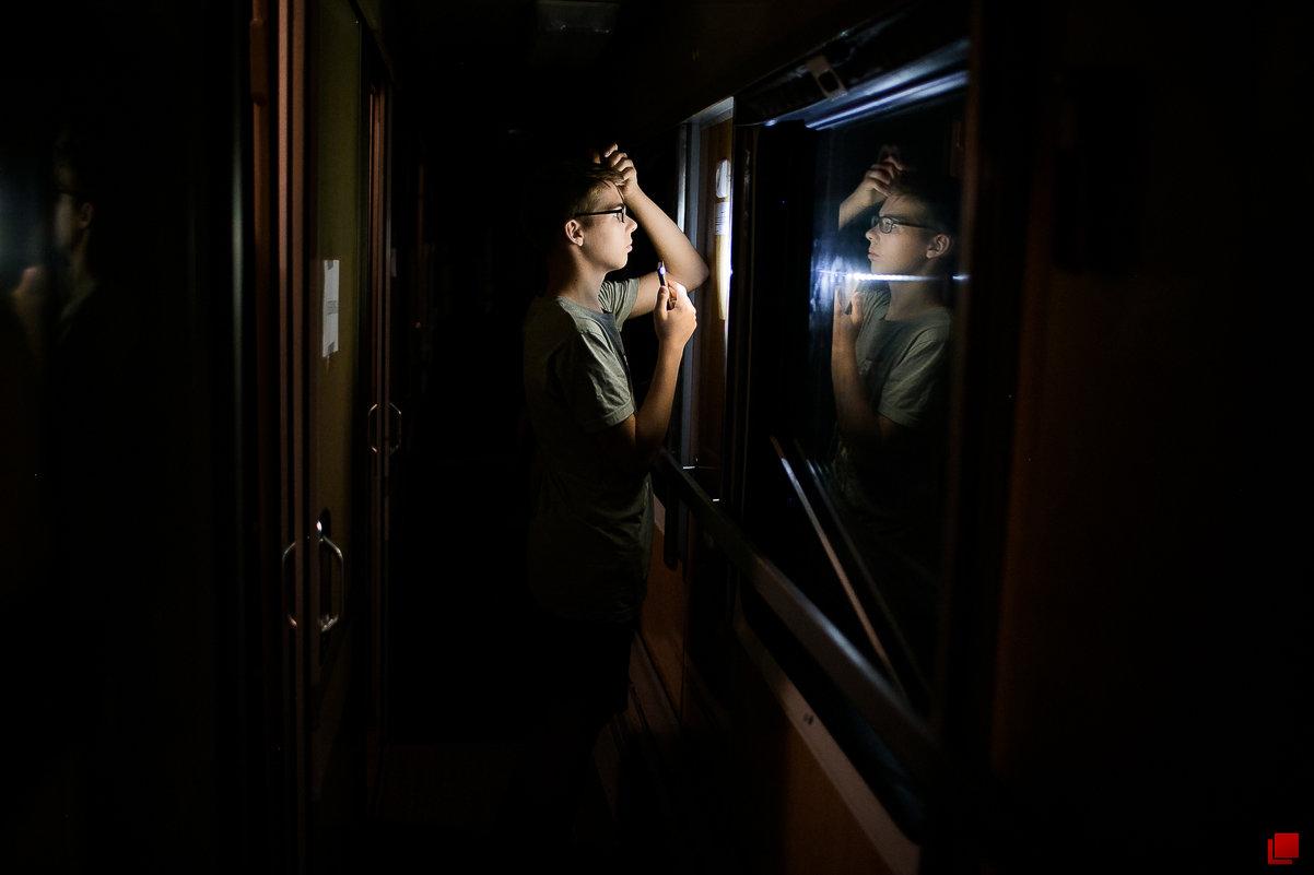 в пути - Михаил Денисов