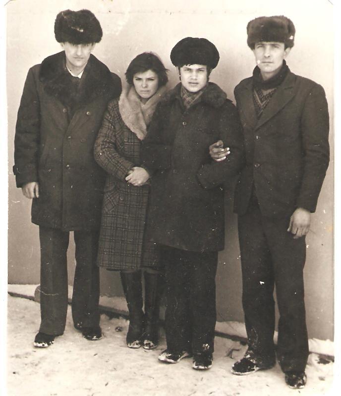 Я  и моя родня - Миша Любчик
