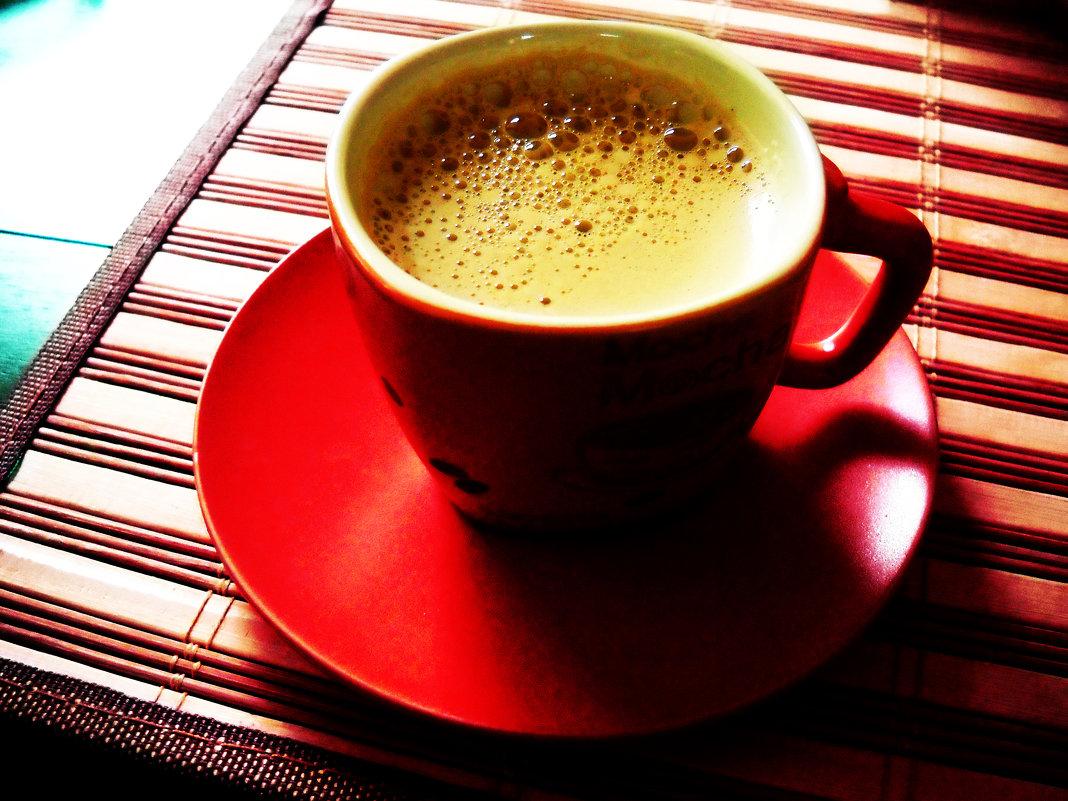 Чашка кофе - Victoria