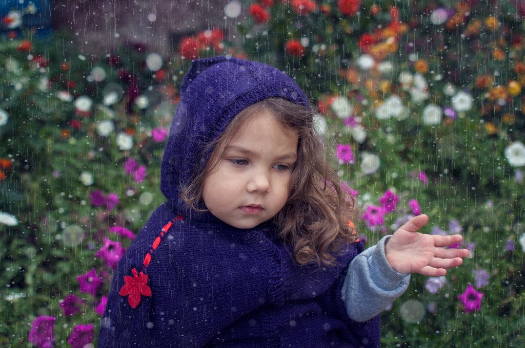 внезапный дождь - Photo Tasja