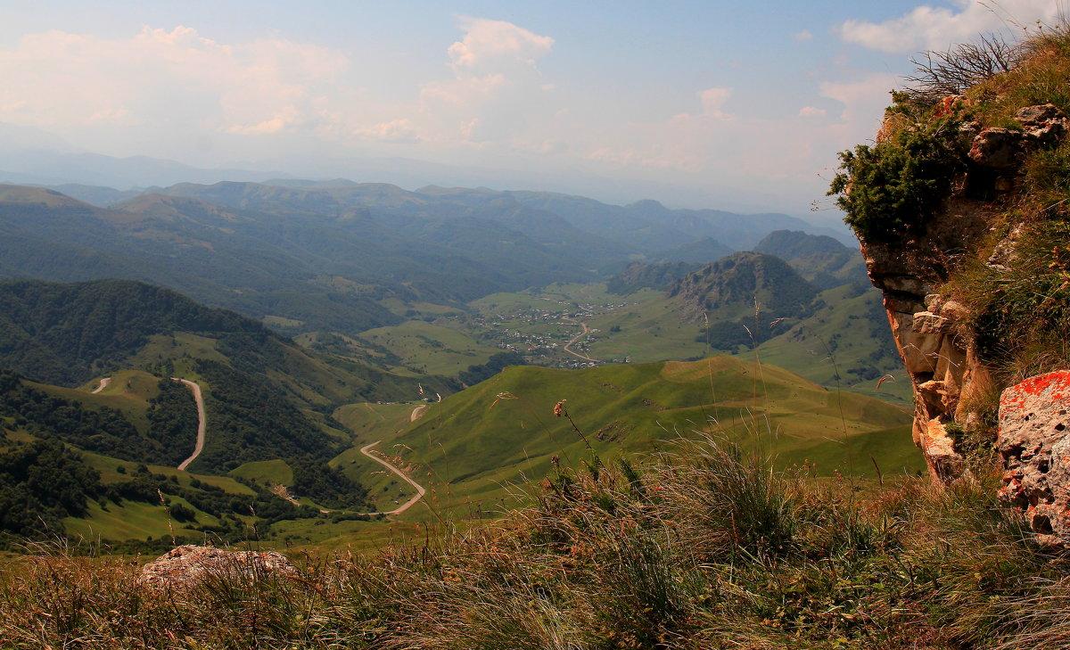 Перевал Гум-Баши. Маринское ущелье. - Vladimir 070549