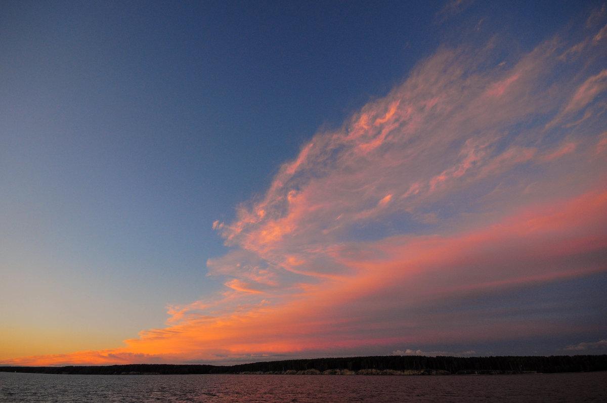 Небо на закате - Сергей Тагиров