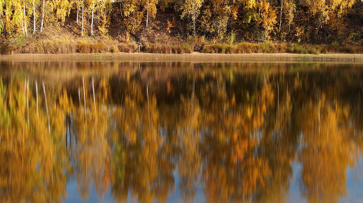 Осенние отражения - Николай Белавин