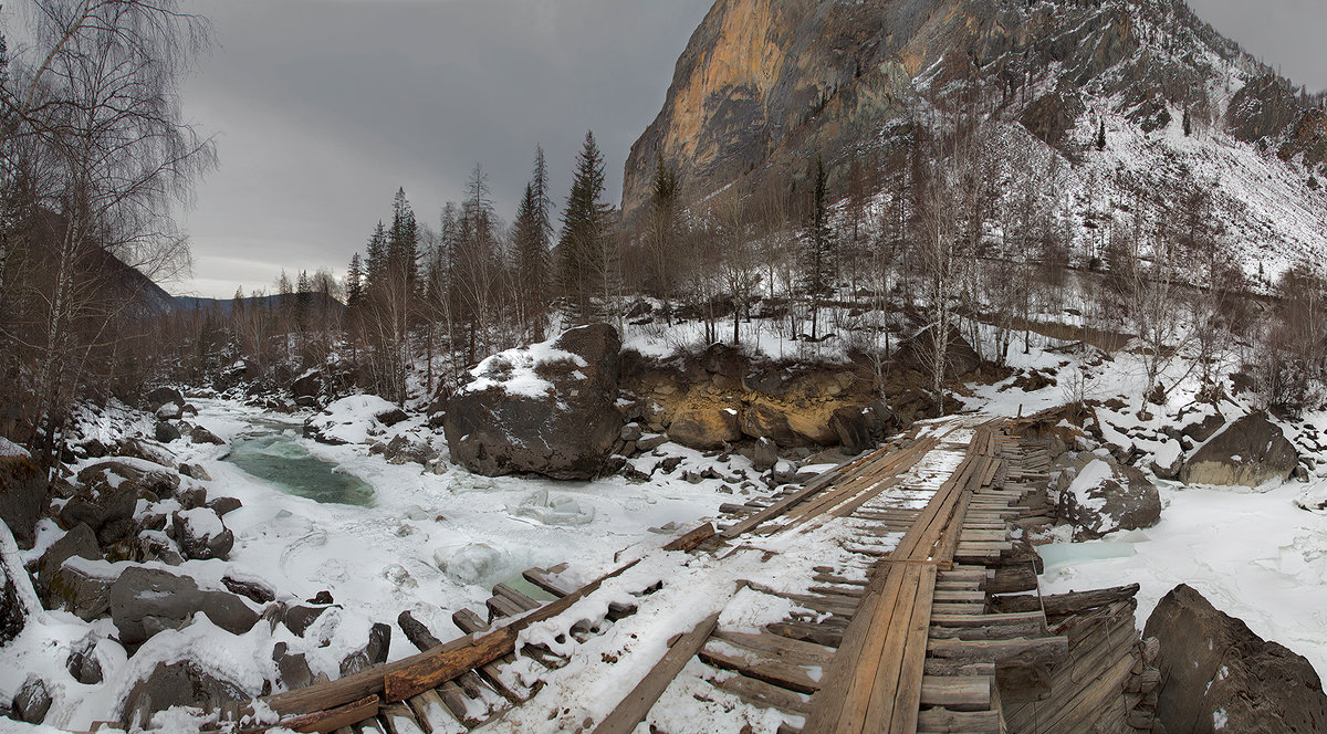 Старый мост - Евгений ...