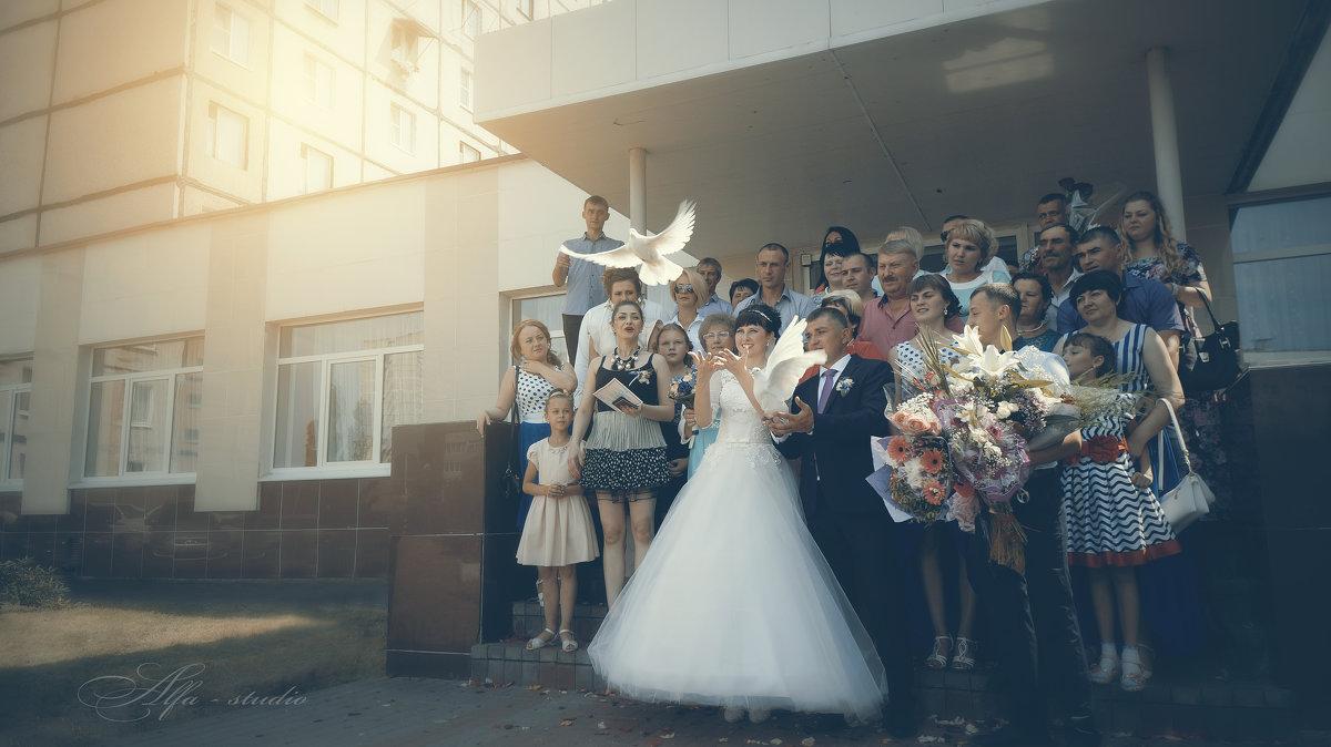 Голуби - Юлиана Филипцева