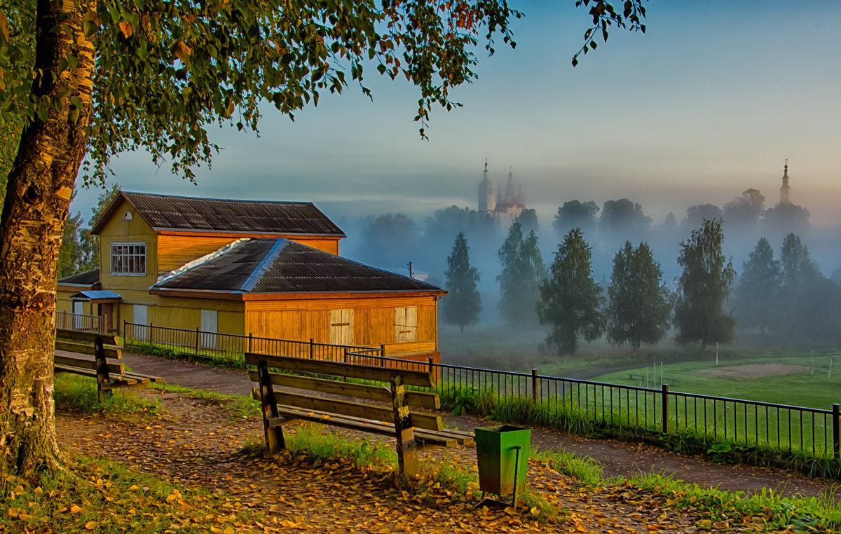 Туман над Тотьмой - Андрей Нестеренко